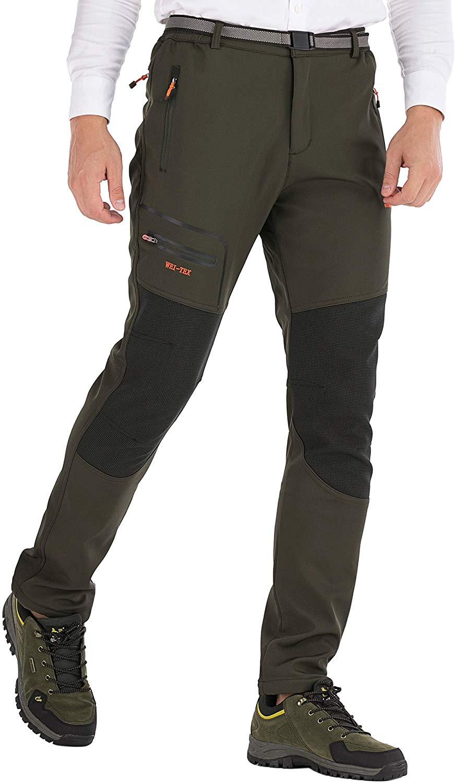Pantalones de senderismo para hombre Dafenp
