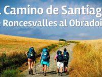 El Camino de Santiago, de Roncesvalles al Obradoiro
