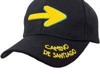 gorra del camino de santiago